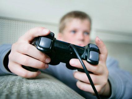 اثرات بازی رایانه ای روی کودکان,تاثیر منفی بازی کامپیوتری روی بچه ها