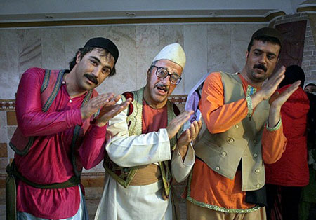 عکس بازیگران سریال پایتخت 4,بیوگرافی بازیگران پایتخت 4,زمان پخش سریال پایتخت 4