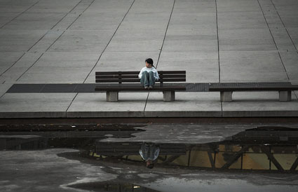 عکس های تنهایی,تصاویر تنهایی,جدیدترین تصاویر تنهایی