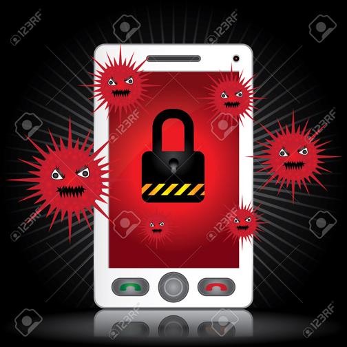 ازبین بردن ویروس گوشی,ازبین بردن ویروس موبایل,پاک کردن ویروس گوشی