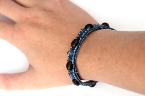 آموزش دوخت دستبند زنانه,روش های دوخت دستبند زنانه,الگوی دوخت دستبند زنانه