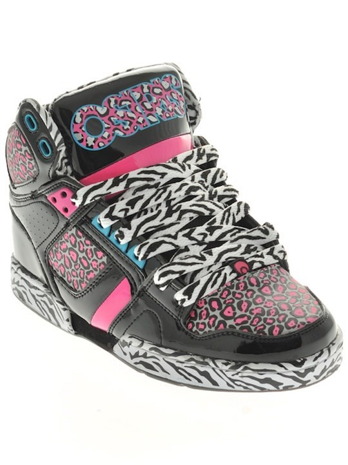 کفش اسپورت دخترانه,مدل های کفش دخترانه