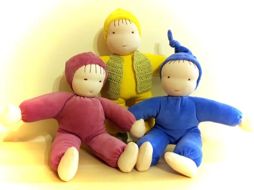 آموزش ساخت عروسک پارچه ای,ساخت عروسک با پارچه