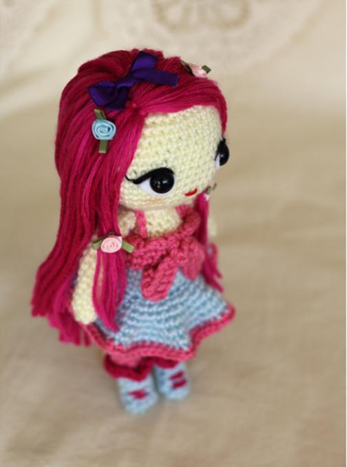 ساخت انواع عروسک,آموزش انواع عروسک