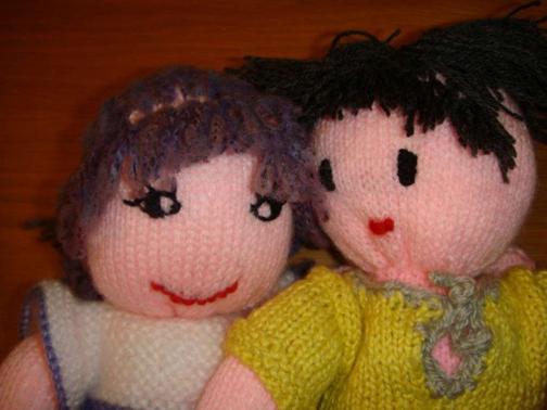 آموزش ساخت انواع عروسک,روش ساخت انواع عروسک