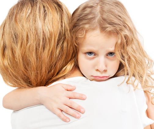 وابستگی به مادر,وابستگی بیش از حد کودک به مادر