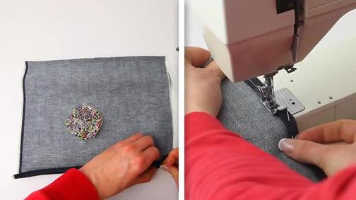 آموزش دوخت کیف دستی زنانه,کیف پارچه ای,دوخت کیف پارچه ای