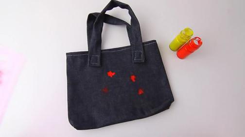 دوخت کیف پارچه ای,روش دوخت کیف پارچه ای