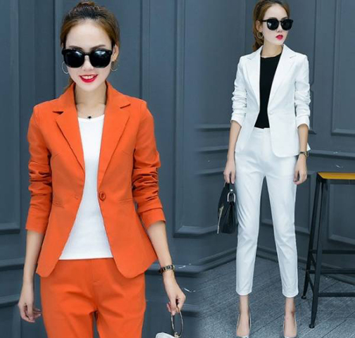 جدیدترین مدل های لباس زنانه,مدل کت و شلوار زنانه,کت و شلوار زنانه