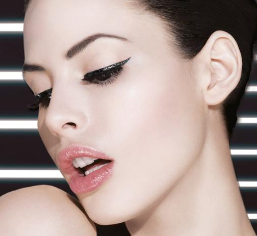 آموزش آرایش انواع چشم,آرایش چشم درشت,آرایش چشم تورفته