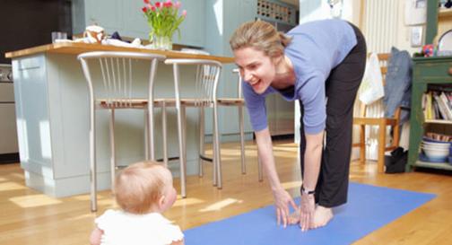 آموزش زیباسازی اندام,زیباتر کردن اندام,ساخت اندام مناسب بعد از زایمان