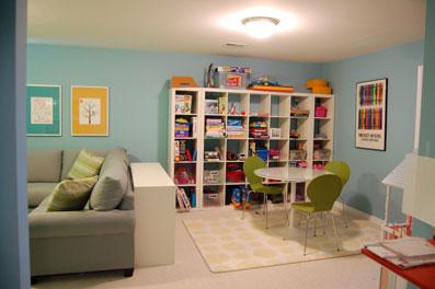 دکوراسیون اتاق بازی کودک,آموزش دکوراسیون اتاق بازی کودک
