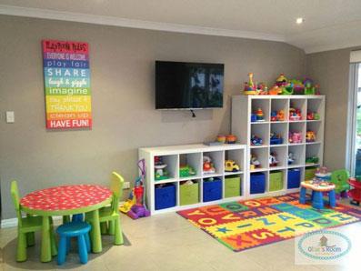 جدیدترین مدل های اتاق کودک,اتاق بازی کودک