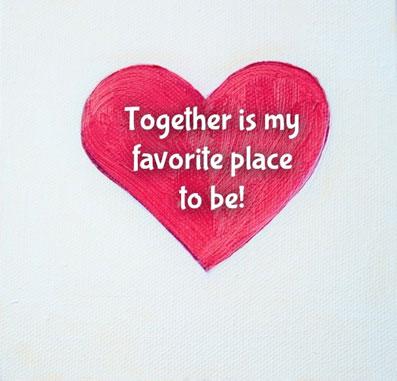 عکس های عاشقانه با متن های انگلیسی