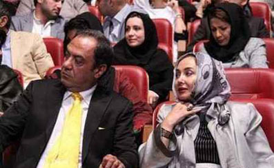 جدیدترین عکس بازیگران به همراه همسرشان