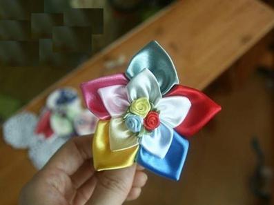 ساخت کاردستی تزئینی,ساخت گل,آموزش ساخت گل,ساخت انواع گل