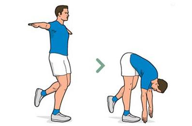 بزرگ نشان دادن عضلات با نرمش,بزرگ نشان دادن عضلات با ورزش