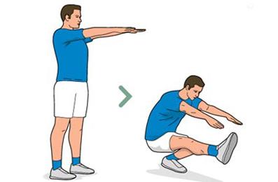 بزرگ کردن عضلات بدن,آموزش نرمش,نرمش کردن,حرکات ورزشی