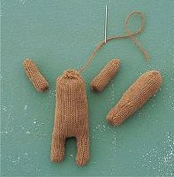 درست کردن عروسک سنجاب,ساخت سنجاب,درست کردن سنجاب