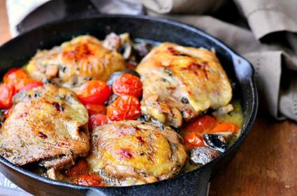 آموزش آشپزی,سایت آشپزی,انواع پخت ران مرغ,طرز تهیه مرغ مجلسی