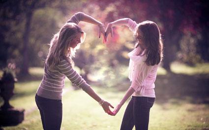 میزان دوستی,میزان محبت در زمان دوستی,میزان وفاداری در دوستی