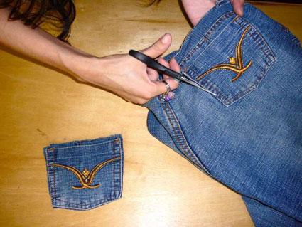 ساخت انواع کفش,ساخت کفش با شلوار جین,دوخت کفش پارچه ای