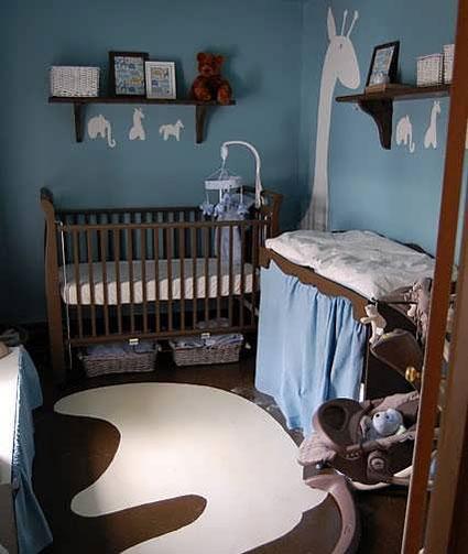 دکوراسیون اتاق کودک,دکوراسیون اتاق نوزاد,دکوراسیون انواع اتاق ها
