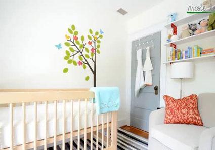 تزئین اتاق ها,تزئین اتاق کودک,مدل های اتاق کودک