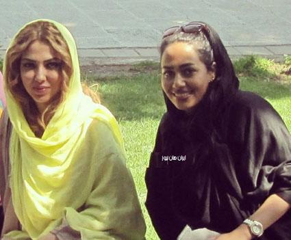 کشف حجاب بازیگران زن ایرانی,بازیگران زن ایرانی بدون حجاب
