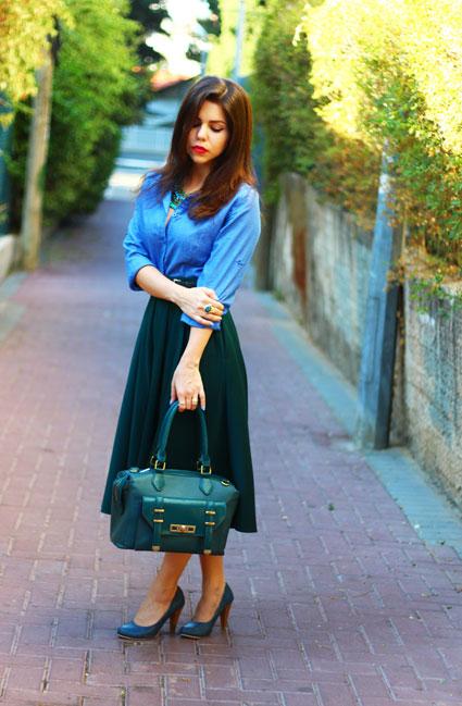 دامن کوتاه زنانه,مدل دامن کوتاه زنانه,دامن پاییزی