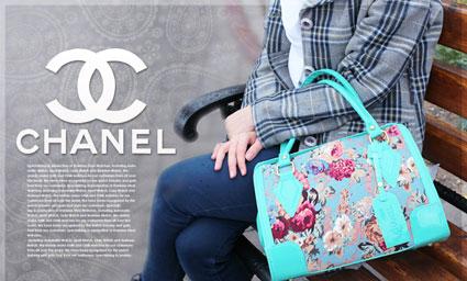 خرید کیف دستی گلدار,کیف گلدار,کیف زنانه گلدار,مدل کیف گلدار زنانه
