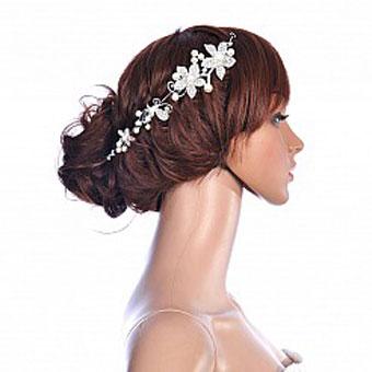 جدیدترین مدل گل سر,جدیدترین مدل گل سر عروس,جدیدترین مدل تل سر عروس