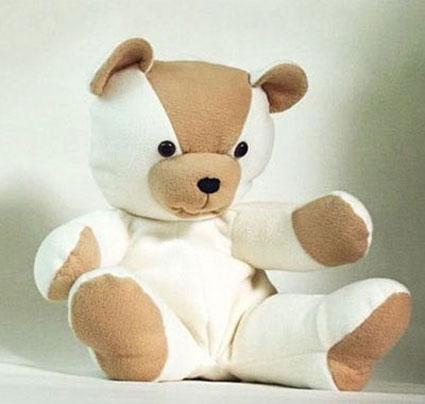 آموزش دوخت خرس عروسکی,هنر عروسک سازی,آشنایی با هنر عروسک سازی