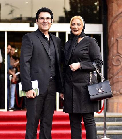 تصاویر بازیگران به همراه همسرشان,عکس بازیگران به همراه همسرشان