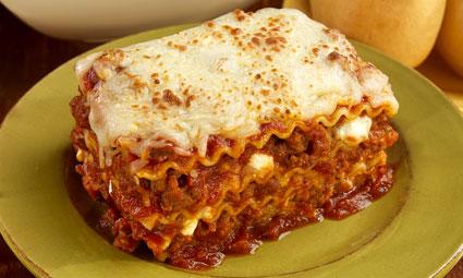 روش درست کردن انواع لازانیا,آموزش درست کردن غذاهای ایتالیایی